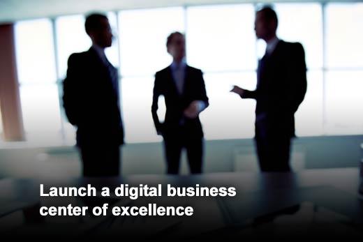 Six Key Steps to Build a Successful Digital Business - slide 4