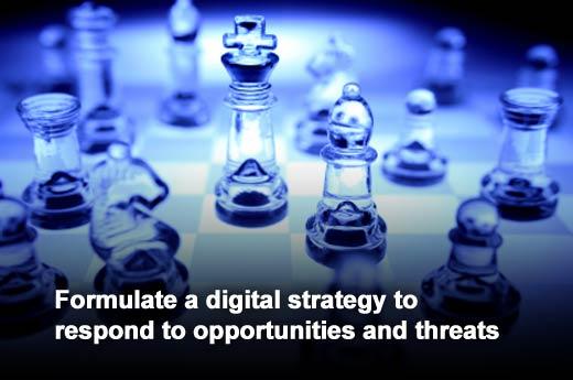 Six Key Steps to Build a Successful Digital Business - slide 5