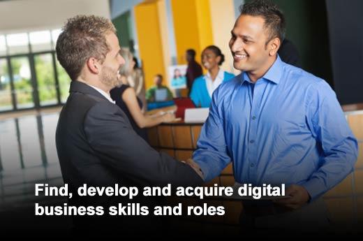 Six Key Steps to Build a Successful Digital Business - slide 6