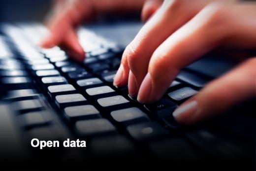 Big Data Makes Organizations Smarter, but Open Data Makes Them Richer - slide 5