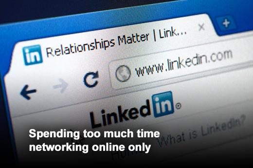 Top 10 Mistakes Job Seekers Make - slide 5