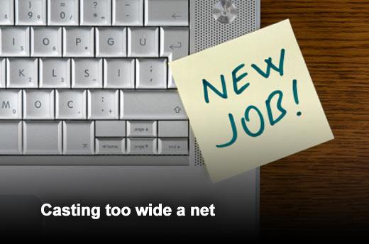 Top 10 Mistakes Job Seekers Make - slide 6
