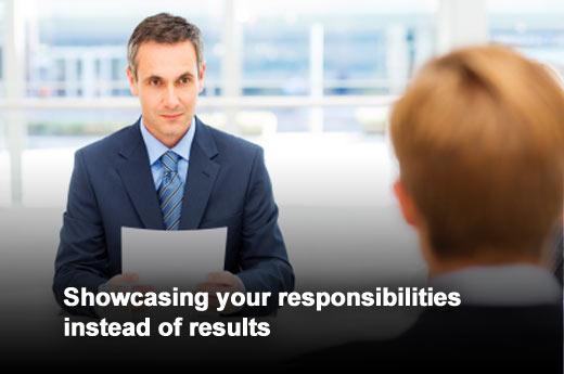 Top 10 Mistakes Job Seekers Make - slide 8