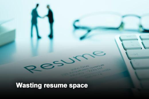 Top 10 Mistakes Job Seekers Make - slide 9