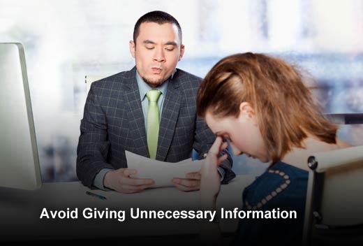 Job Interview Tips: Talking About a Horrible Boss - slide 3