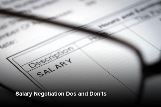 5 Salary Negotiation Mistakes to Avoid - slide 1