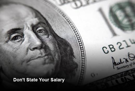 5 Salary Negotiation Mistakes to Avoid - slide 4