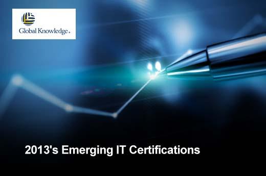 Eight IT Certifications Trending Up for 2013 - slide 1