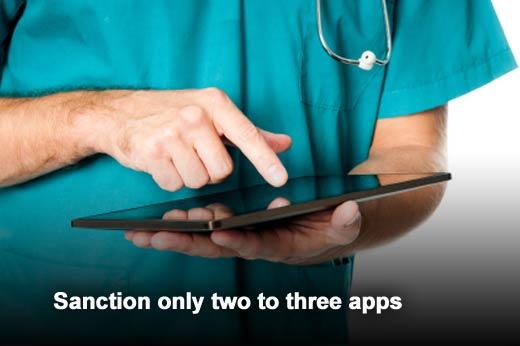 Five Policies to Ensure Secure Medical Mobile Apps - slide 4