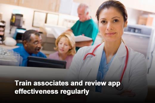 Five Policies to Ensure Secure Medical Mobile Apps - slide 6