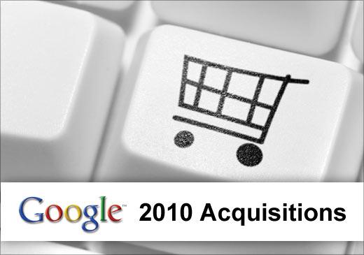 What Google's Buying - slide 1