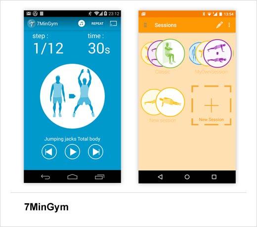 Twelve Winning Apps from the Google Fit Challenge - slide 2