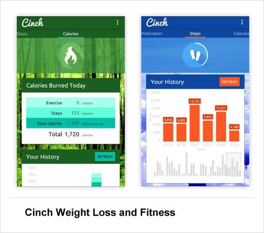 Twelve Winning Apps from the Google Fit Challenge - slide 4