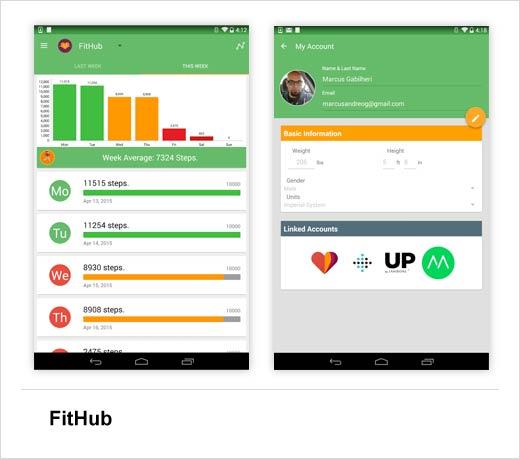 Twelve Winning Apps from the Google Fit Challenge - slide 5