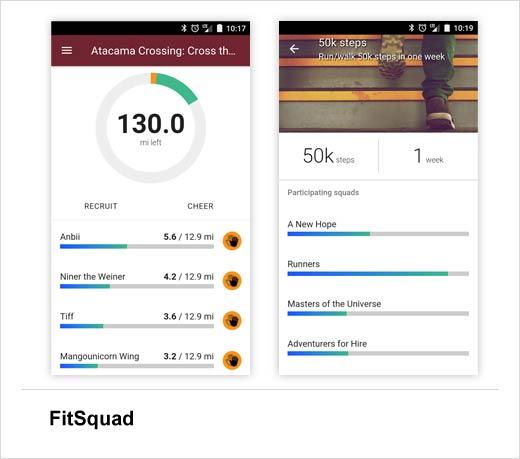 Twelve Winning Apps from the Google Fit Challenge - slide 6