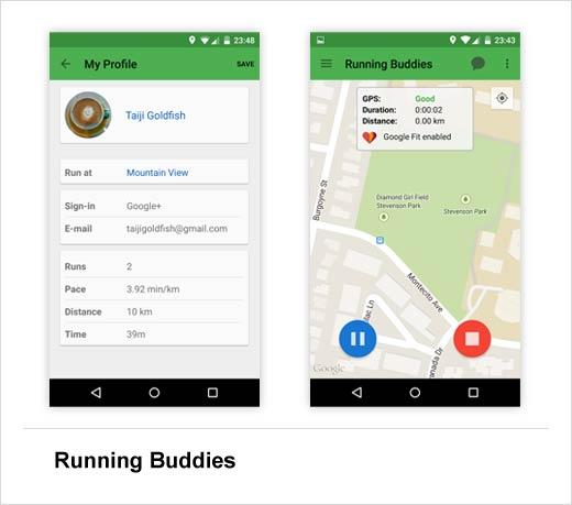Twelve Winning Apps from the Google Fit Challenge - slide 11