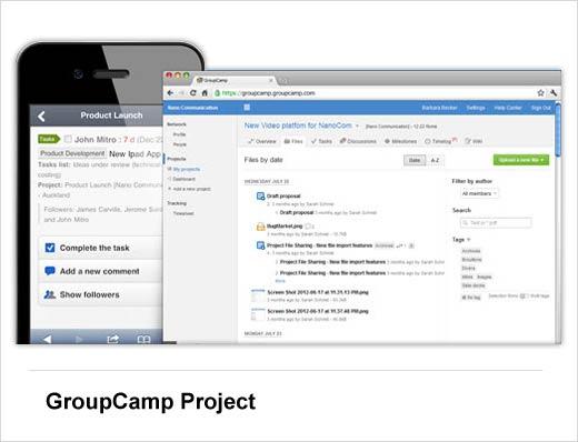 Ten Notable Google Project Management Apps - slide 7
