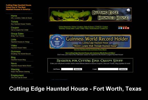 Top 13 Techiest Haunted Houses - slide 11