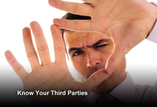 A Third-Party Management Best Practices Checklist - slide 2