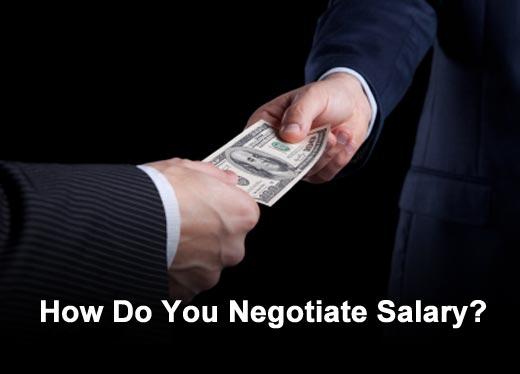 Salary Negotiations: Insider Secrets - slide 1