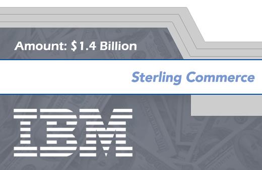 Spending Spree: IBM's 2010 Acquisitions - slide 5