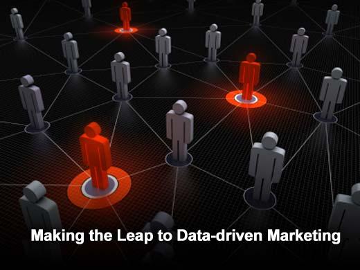 Five Steps to Improve Marketing Effectiveness with Big Data - slide 1