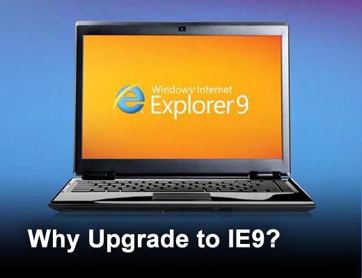 Internet Explorer 9: Eight Reasons to Upgrade - slide 1