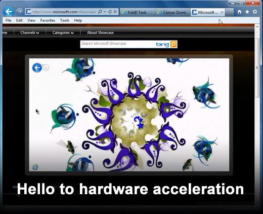 Internet Explorer 9: Eight Reasons to Upgrade - slide 3