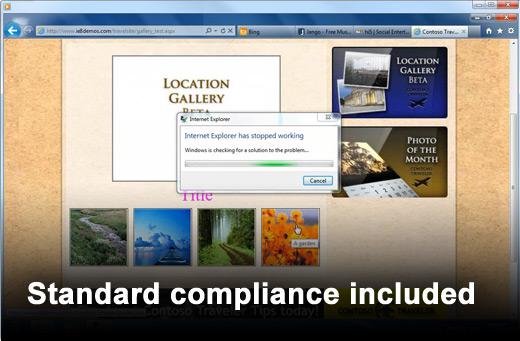 Internet Explorer 9: Eight Reasons to Upgrade - slide 7
