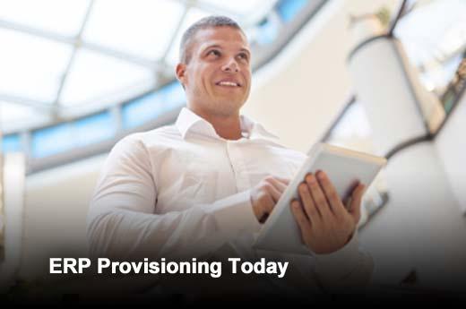 Cloud-Hosting Preferences for Enterprise Resource Planning (ERP) Software - slide 1