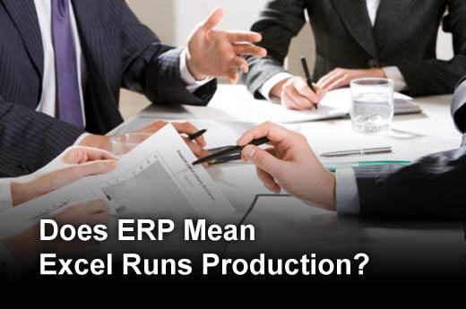 ERP: Who's Running the Show? - slide 1