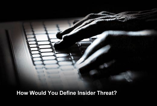 Tackle Insider Threat by Creating a Culture of Security Awareness - slide 2