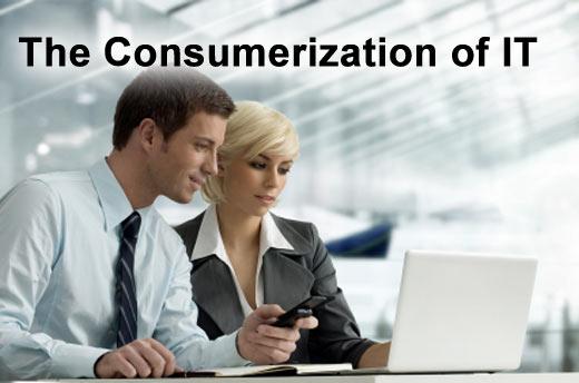 Consumerism Opens Corporate Security Gap - slide 1