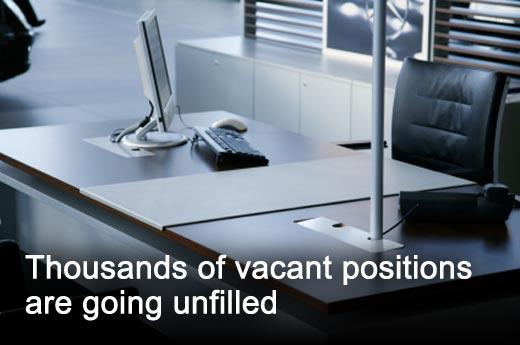 Ten Reasons Why the IT Job Market Is Hot in 2010 - slide 5