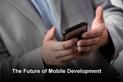 Mobile Development Trends for 2014 - slide 1