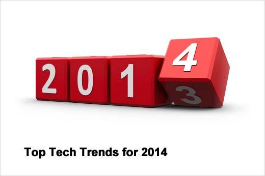 Top 10 Technology Trends for 2014 - slide 1