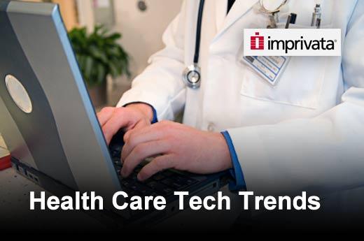 2011 Health Care IT Survey - slide 1