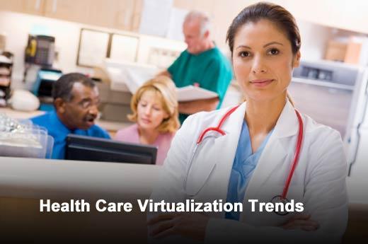 Desktop Virtualization Trends in Health Care - slide 1