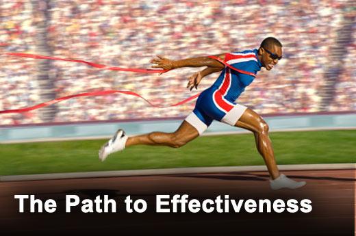 Eight Steps to Organizational Effectiveness - slide 1