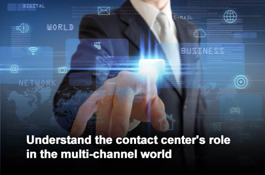 The Contact Center of the Future: Seven Tips for Success - slide 8