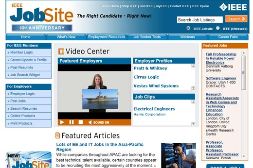 Top 12 Job Search Sites for IT Professionals - slide 8