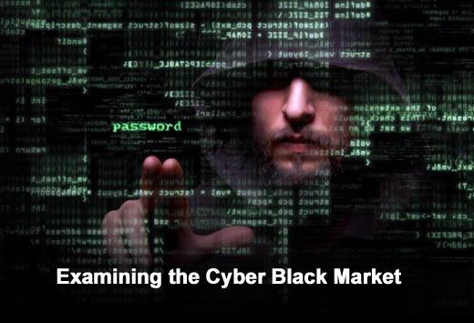 Analysis of Cyber Black Market Reveals Unprecedented Global Maturity - slide 1