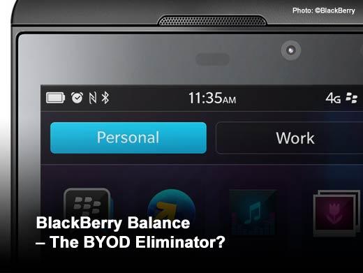 What BlackBerry 10 Means for the Enterprise - slide 2