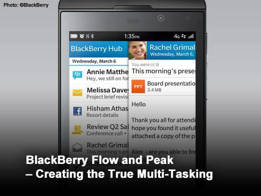 What BlackBerry 10 Means for the Enterprise - slide 3