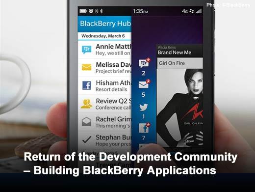 What BlackBerry 10 Means for the Enterprise - slide 6