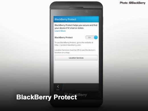 BlackBerry 10: The Top Five Enterprise Security Features - slide 2