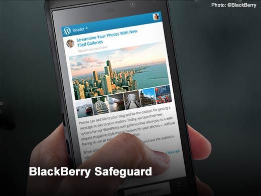 BlackBerry 10: The Top Five Enterprise Security Features - slide 3