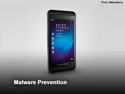 BlackBerry 10: The Top Five Enterprise Security Features - slide 5