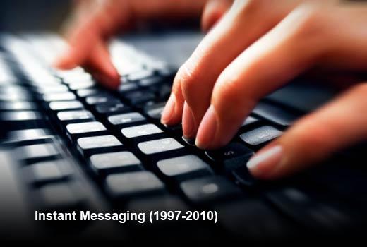 The Evolution of Communication Technology - slide 4