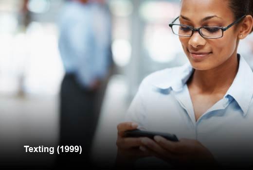 The Evolution of Communication Technology - slide 6
